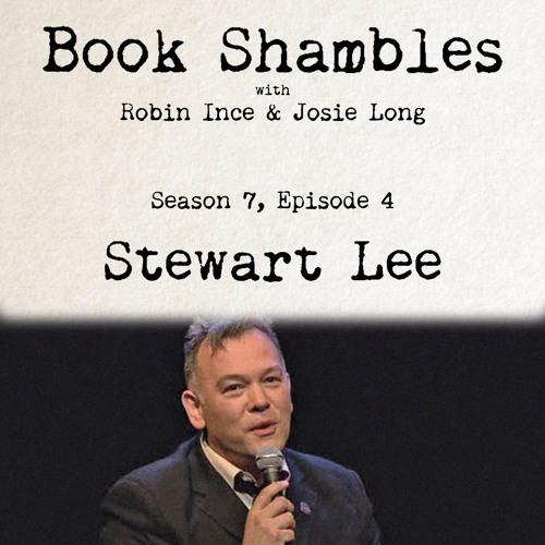 Book Shambles - Season 7, Episode 4 - Stewart Lee (Part 1)