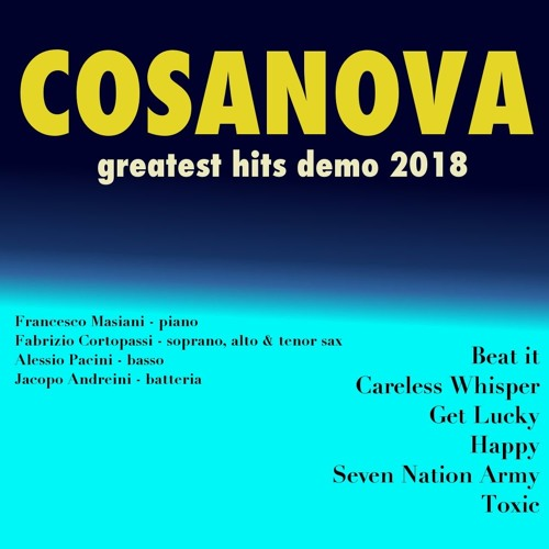 COSANOVA - SEVEN NATION ARMY