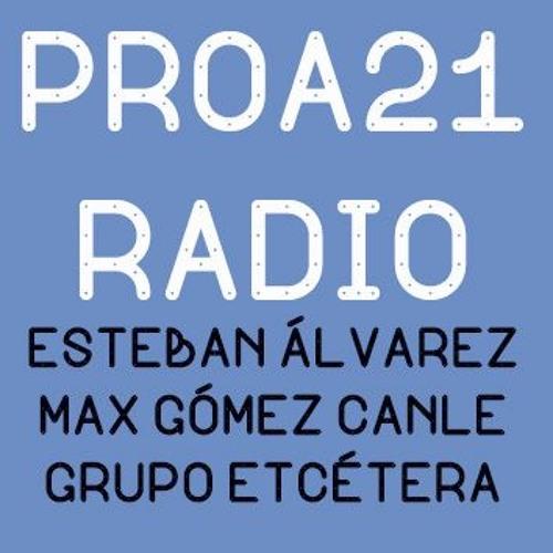 PROA21 RADIO / SOBRE LOS ESPACIOS DE FORMACIÓN ARTISTICA
