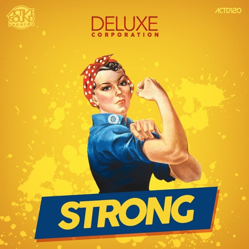 DELUXE CORPORATION - STRONG #ACTD120 [SAMPLE] ::NOW AVAILABLE!::