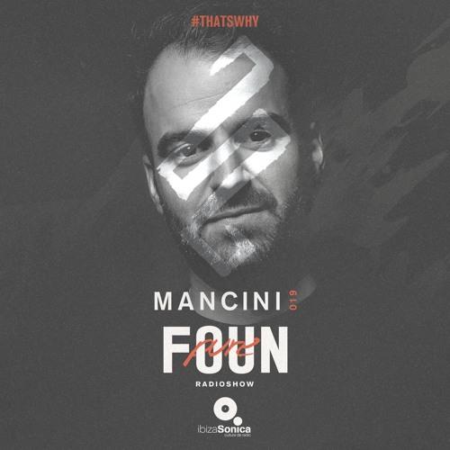 PURE FOUN 019 · MANCINI · Ibiza Sonica Radio