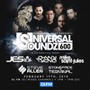 Mike Saint-Jules & Johnny Yono & JES + More - Universal Soundz 600 2018-02-19 Artwork