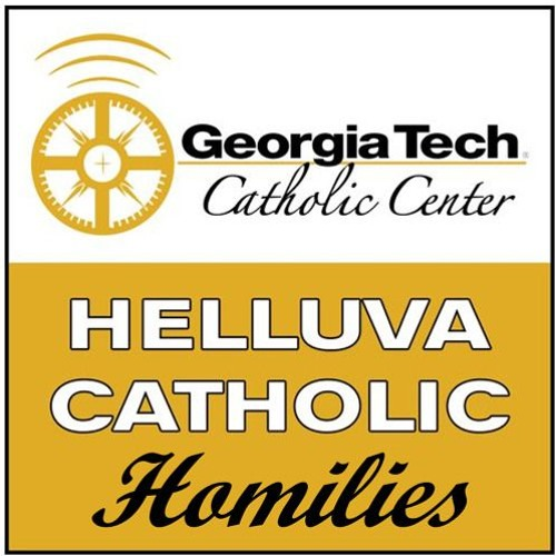 GTCC Helluva Catholic Homilies: The Flood and the Temptations (1st Sunday Lent 2018)