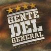 Gente Del General -lenin ramirez Portada del disco