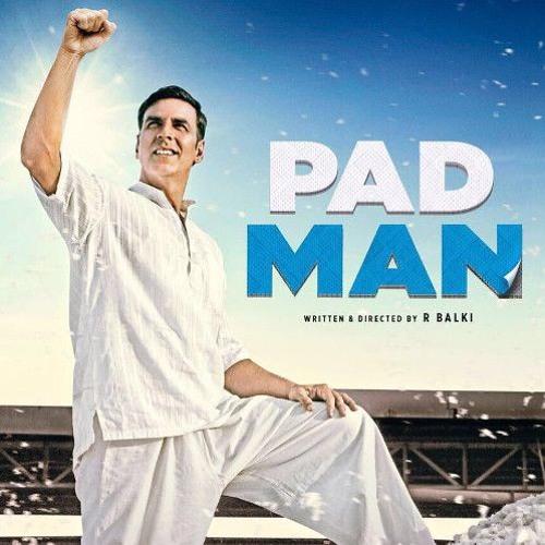 #1 Pad Man