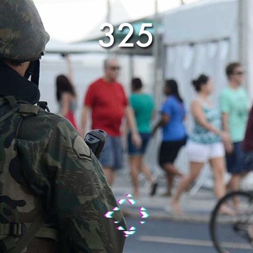 AntiCast 325 – Intervenção Militar no Rio