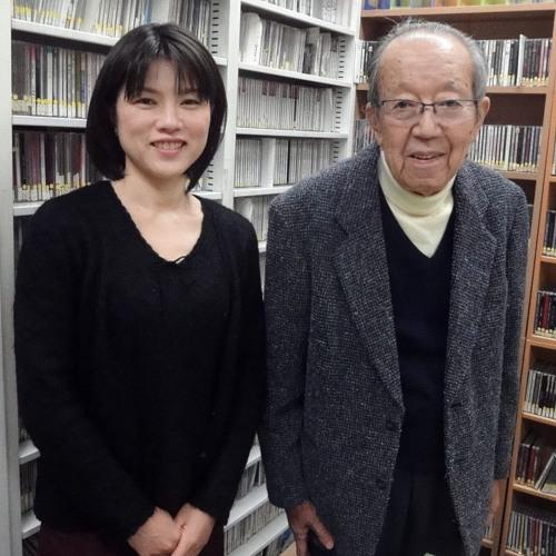 M. Hiwara parle des Jeux olympiques au cinéma