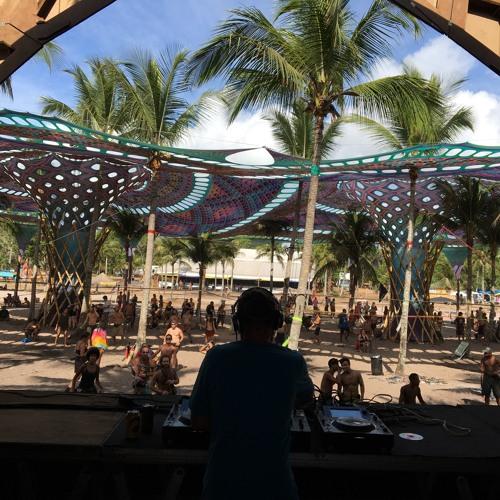 DJ Samed - Live @ Universo Paralello Festival, Brazil (3.01.2018)
