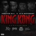 "DMX, Royce Da 5'9"", KXNG Crooked & Statik Selektah King Kong Artwork"