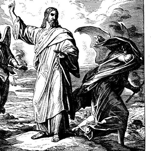 Die drei Versuchungen Jesu