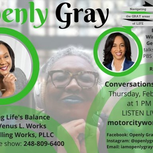 Openly Gray with Kija Gray 2-22-18