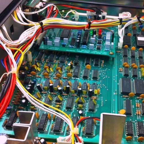 Hideaway Studio's S612 Front Panel Animator Module In Action