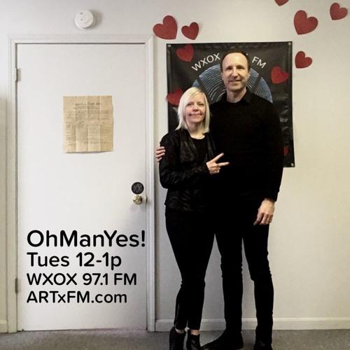 In-studio guest Tender Mercy (Mark Kramer)2.20.18
