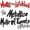 The Metallica: Master of Puppets Episode or NO! NOT GEDDY LEE!