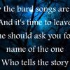 The Bard's Songs