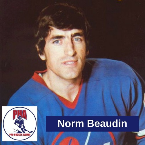 Norm Beaudin - The Original Winnipeg Jet - PHA Podcast #2 Hosted by Mark Willand