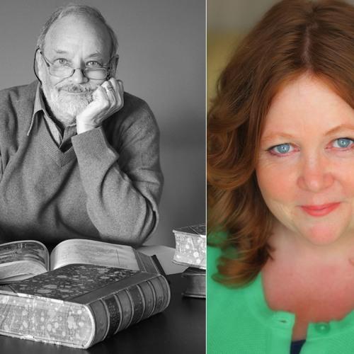 Flavia de Luce series author Alan Bradley and narrator Jayne Entwistle talk with AudioFile