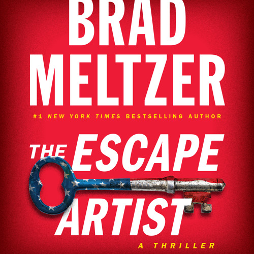 THE ESCAPE ARTIST by Brad Meltzer Read by Scott Brick and January LaVoy - Audiobook Excerpt