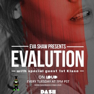 Eva Shaw & 1stklase - EVAlution Radio 80 2018-02-22 Artwork