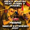 Copiright Ricky Martin, Wisin, Yandel - Fiebre Simo.G Extended Edit