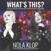 What's This? - The Nightmare Before Christmas - Nola Klop & Lizzy Hofe Cover