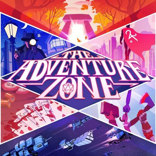 The Adventure Zone: Dust Theme