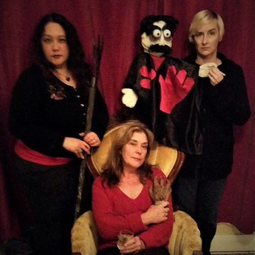 JHOH Episode 2 - Women in Horror Month with guest Hannah Neurotica