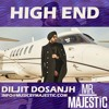 High End - Diljit Dosanjh -  Mr.Majestic Remix