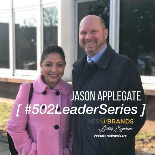 Jason Applegate #502LeaderSeries no. 64   Extol Magazine   Floyd County Commissioner Candidate