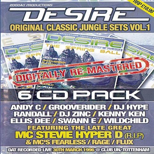 Desire - 30th March 1996