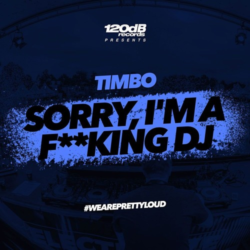 Timbo - Sorry, I'm a F**king DJ (Preview) OUT NOW