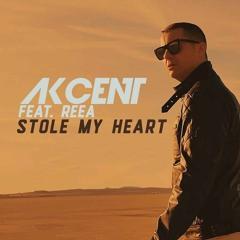 Akcent Feat Reea Stole My Heart