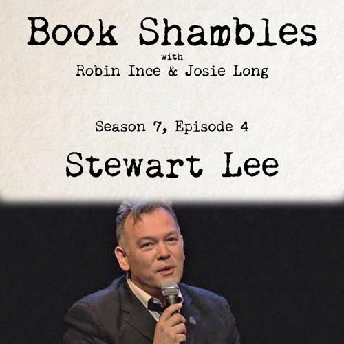 Book Shambles - Season 7, Episode 4 - Stewart Lee - Part 2