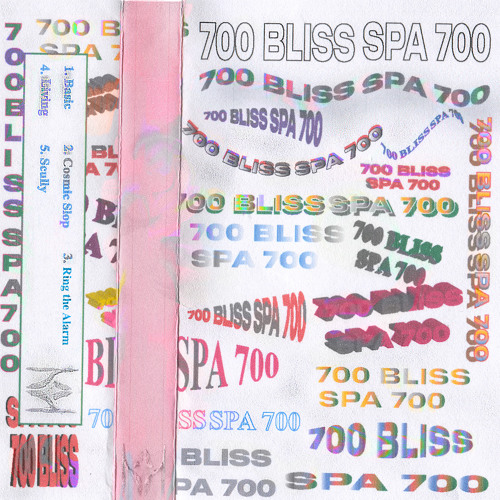 700 Bliss - ring the alarm (HALC019-DG174)