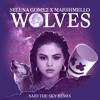 selena gomez x marshmello   wolves said the sky remix