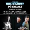 Solis Sean Truby & Alex Di Stefano & Rob Loco & Annalisa - Trance Sanctuary Podcast 065 2018-02-23 Artwork
