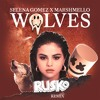 selena gomez marshmello   wolves rusko official remix