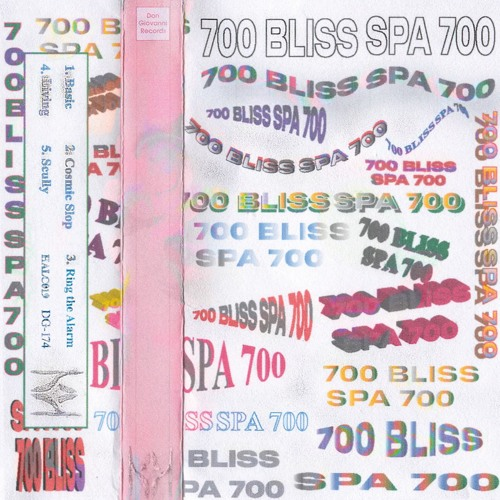 700 Bliss - Spa 700 (HALC019-DG174)