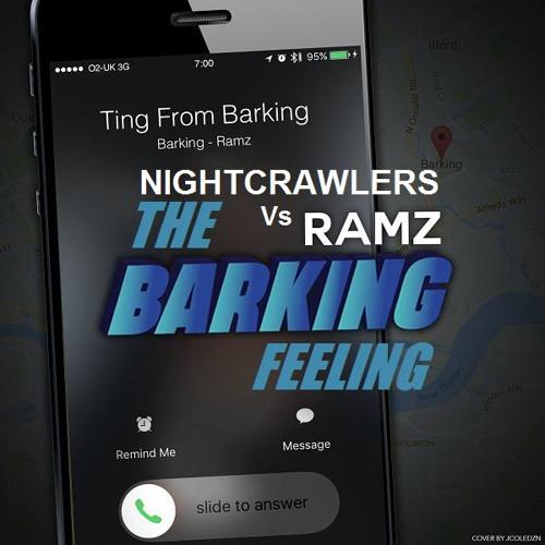 Nightcrawlers Vs Ramz - The Barking Feeling (Hitchy Mashup)