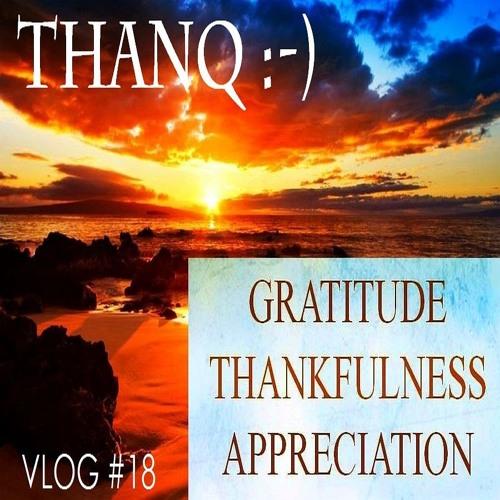 Gracious is Gratitude _/\_