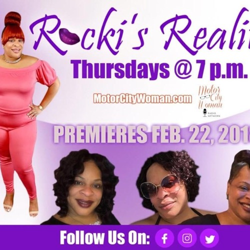"Rocki's Reality ""The Madness Behind The Music Industry"" 2 - 22 - 2018"