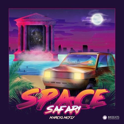 [51bts056] Marcio McFly: Space Safari