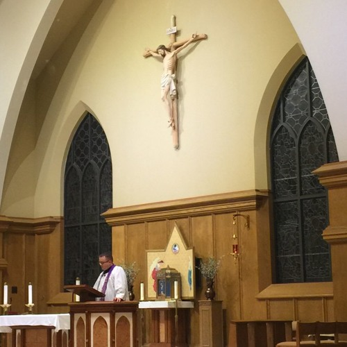 2018 Lenten Meditations - The Face of Jesus Towards People During His Passion