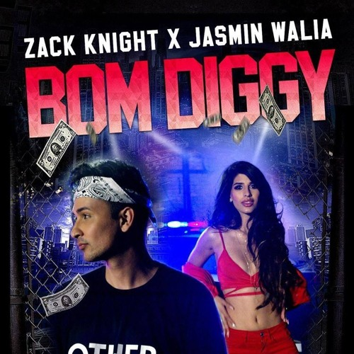 Zack Knight X Jasmin Walia - Bom Diggy Remix