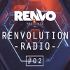 Renvo - Renvolution Radio #02 2018-02-24 Artwork
