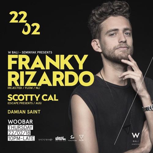 Franky Rizardo warm up set 22/02/18