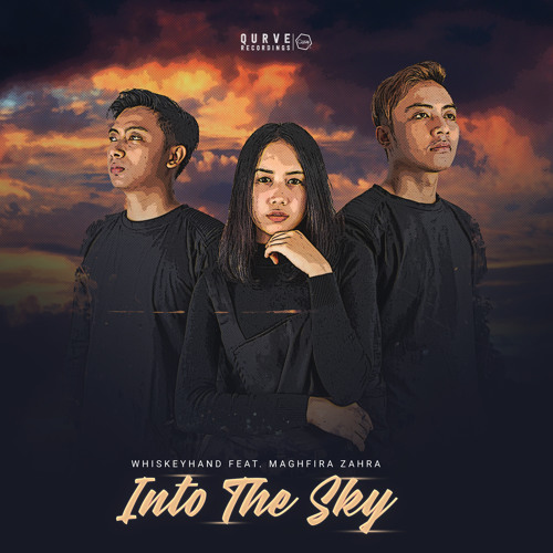 Whiskeyhand - Into The Sky (Feat  Maghfira Zahra) ACAPELLA by