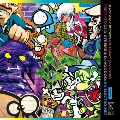 DJ D-Xtreme & DJ Voodoo - An Electro Mix - 2008