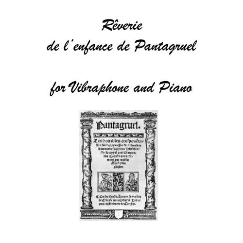 Rêverie de l'enfance de Pantagruel, Eric Satie / Geert Callaert