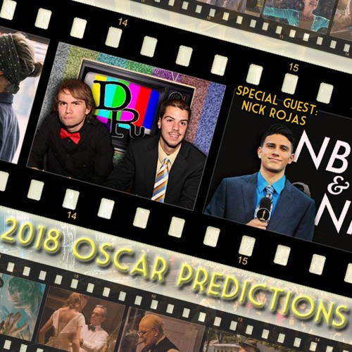 194 - Predicting the 90th Academy Awards vs. The Boyle and Rojas Podcast